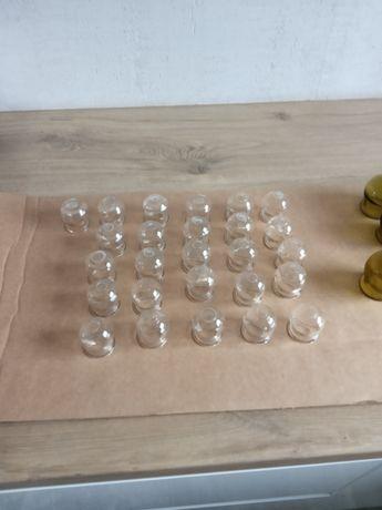 Bańki szklane ogniowe dla dzieci małe