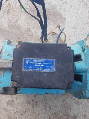 Продам насосы для полива и перекачки воды 220 Вт и 380 Вт