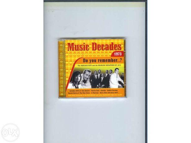 Music Decades 1973 (portes incluídos)