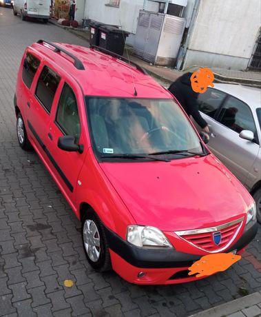 Dacia Logan 7 osobowa 1.5 dci