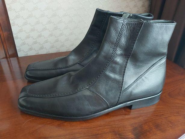 Новые ботинки полусапожки Sioux (Salamander) Германия.