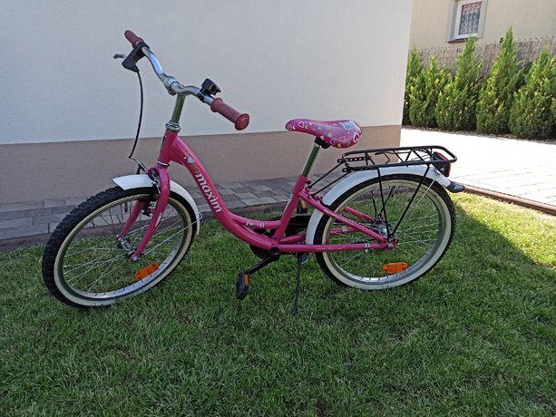 Rower dla dziewczynki MAXIM 4.1 ZASADA