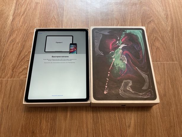 Продам Apple iPad Pro 11 64gb LTE, 3g-4g, iCloud!