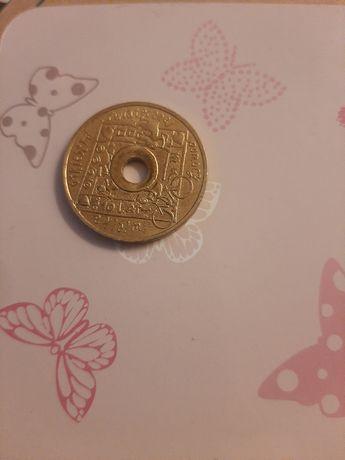 Moneta 2zl WOŚP z 2003 roku