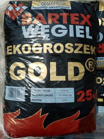 polski ekogroszek bartex GOLD, pellet