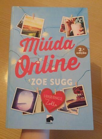 Miúda Online - Zoe Sugg