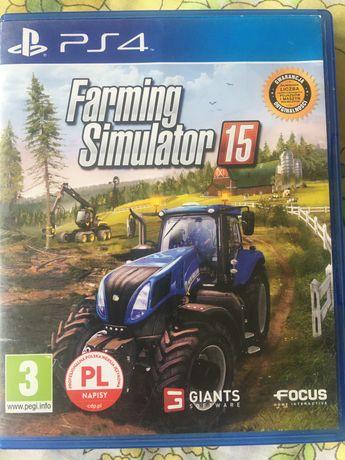 Simulator Farming 15 gra Ps4 PL