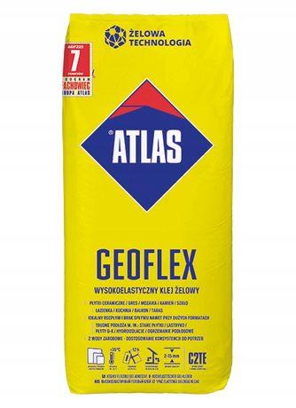 Atlas GEOFLEX 25kg klej do płytek żelowy