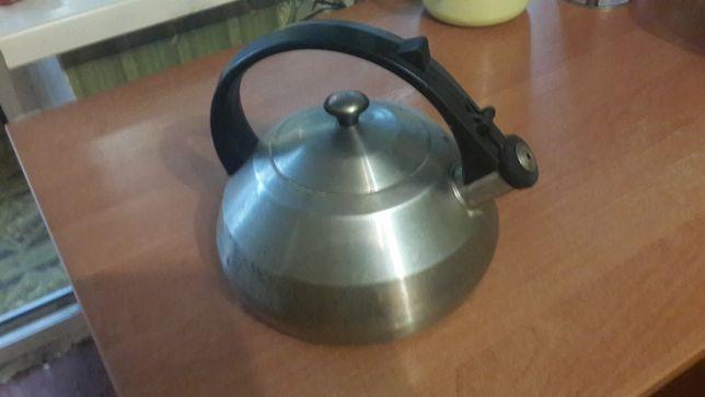 Чайник металлический