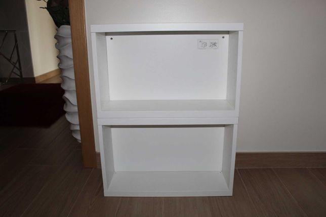 2 Estantes de parede IKEA