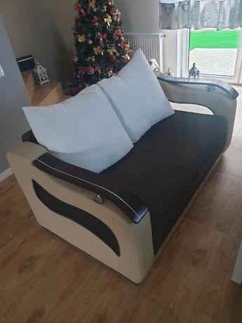 Sofa z funkcja spania +fotel