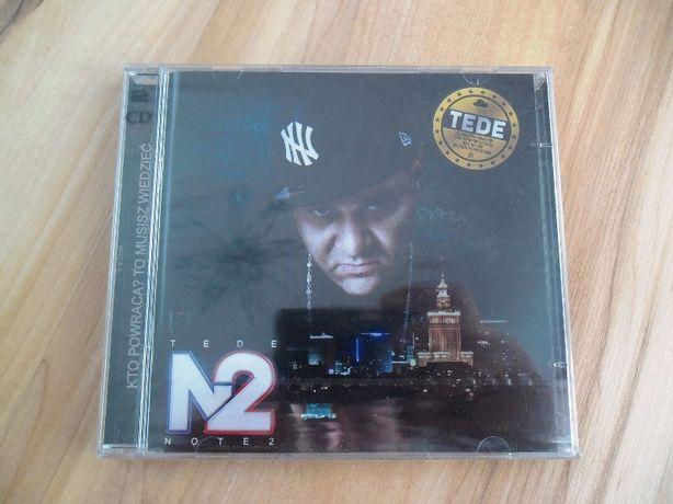 TEDE NOTE 2 (2 CD) 1 wydanie folia Wielkie Joł