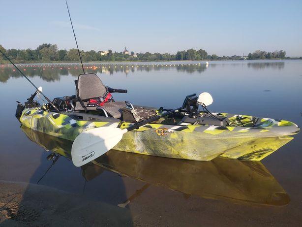 Kajak wedkarski big fish 105 custom PRONOCJA do 6.12