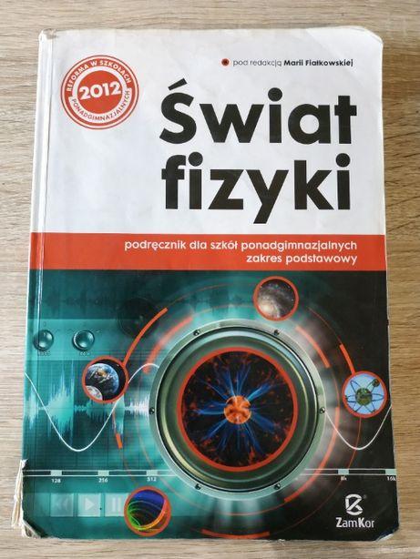 Świat Fizyki podręcznik zakres rozszerzony ZamKor