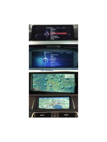 Mapa nawigacji BMW 2020 F10 F01 F25 X3 E70 X5 X6 F07 5GT F30 E90 X1