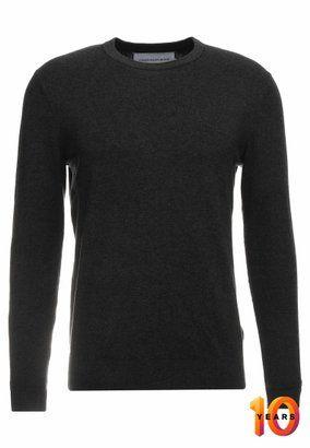 Ekskluzywny sweterek sweter męski dla chłopca Calvin Klein - Szary S