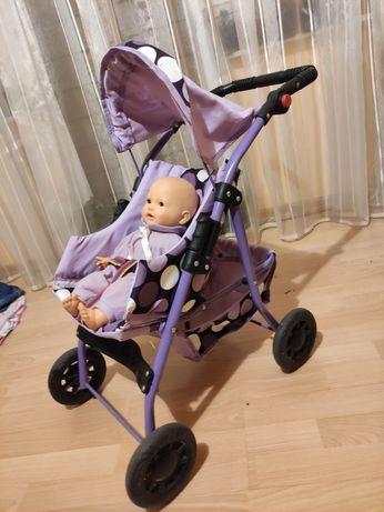 Wózek spacerowy dla lalek zabawki dla dzieci