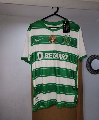Camisola sporting