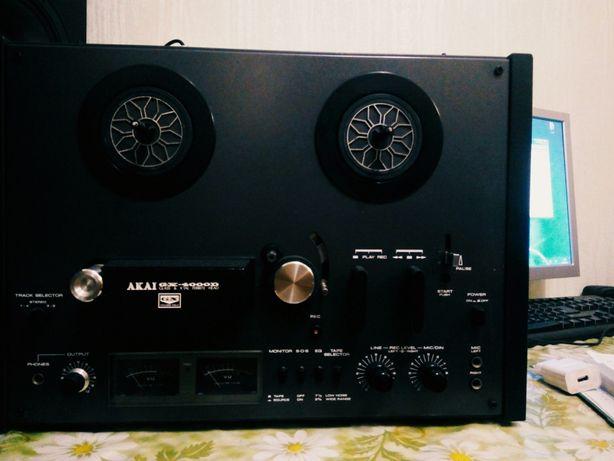 Магнитофон AKAI gx 4000 d