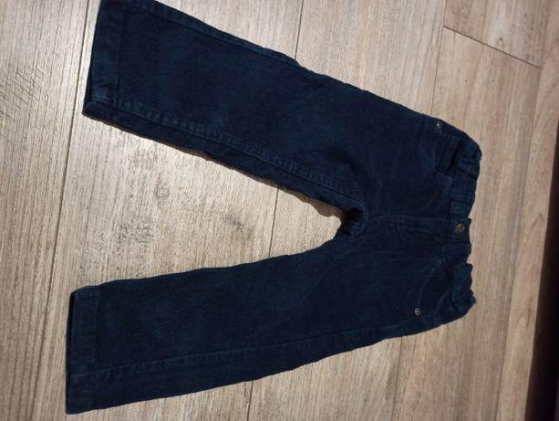 Вельветовые джинсы lupilu размер 86