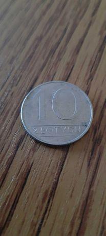 Sprzedam monetę 10 zł z okresu PRL.