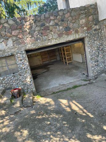 Wynajmę garaż 40m pod domem