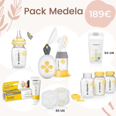 Medela - Produtos todos novos em caixa selada! - Pack Poupança