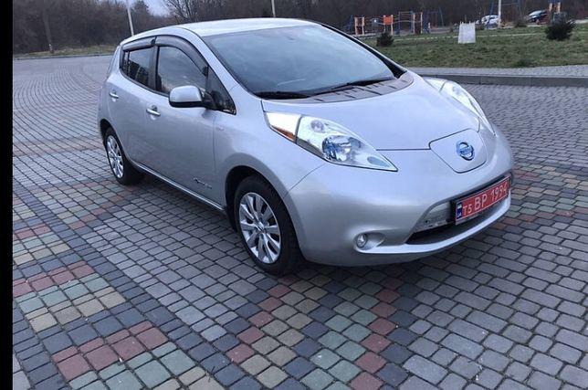 Nissan leaf usa 13r свіжий нисан лиф