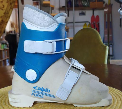 Buciki narciarskie Alpin Furia, rozm. 31