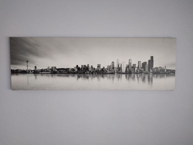 Obraz - panorama miasta