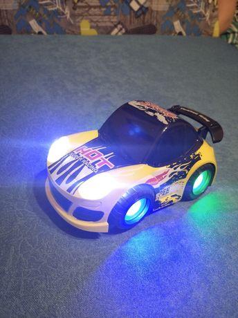 Машинка дитяча на батарейках