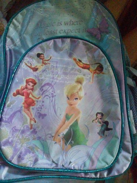 Plecak szkolny WRÓŻKI
