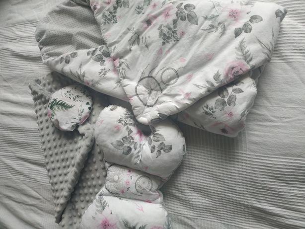 Zestaw niemowlęcy 4 elementy