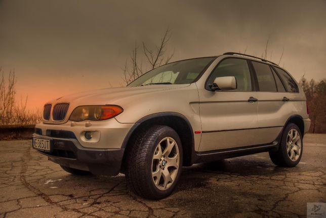 BMW x5 3,0 d 2004 r