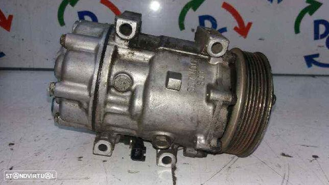 93437  Compressor A/C FORD FOCUS C-MAX (DM2) 2.0 TDCi