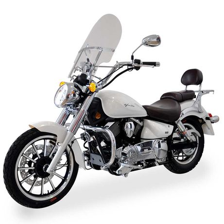 Мотоцикл Круизер (чоппер) Lifan LF250-D