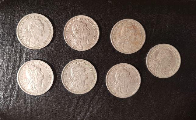 Moedas 50 Centavos 1963