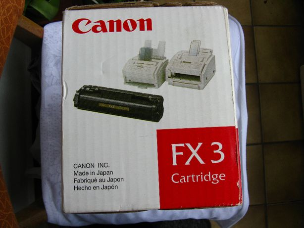 Toner,cardridge oryginalne -FX3- BX-3, BC-20,