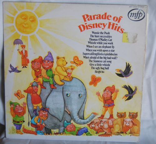 Parade of Disney Hits/LP