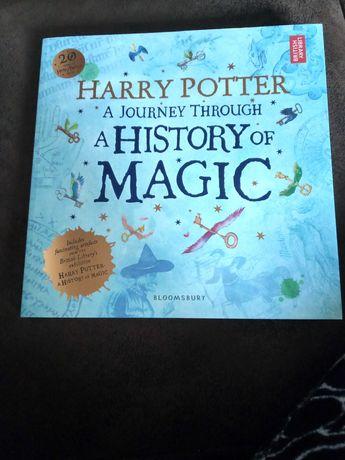 Harry Potter - A Journey Through a History of Magic (1ª edição RARA)