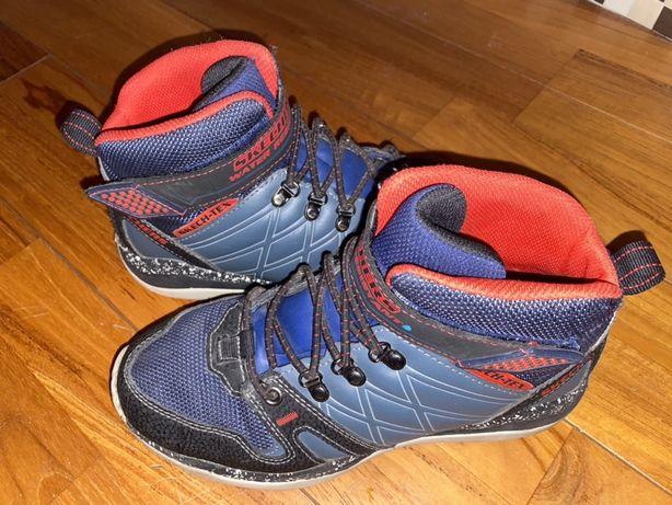 Ботинки Skechers Водоотталкивающие