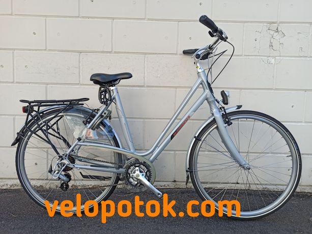 Велосипед женский Batavus 28 alu + отличное состояние