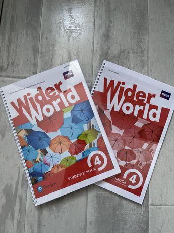 Wider world 1,2,3,4