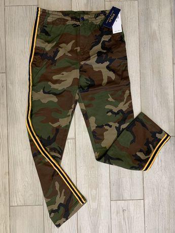 Брюки штаны Polo Ralph Lauren оригинал хаки