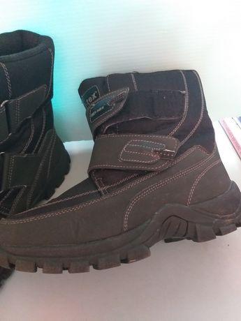 Трекинговые ботинки р.40 Del-tex 26.5см