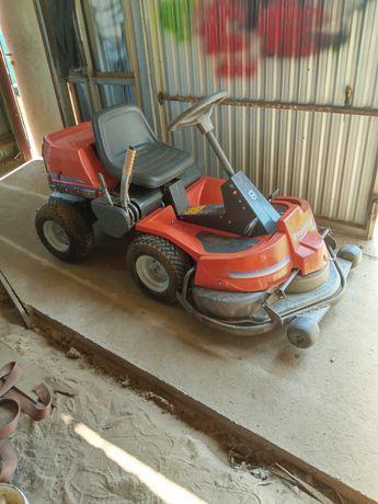 kosiarka traktorek husgvarna