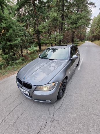 BMW 328i xDrive полный привод
