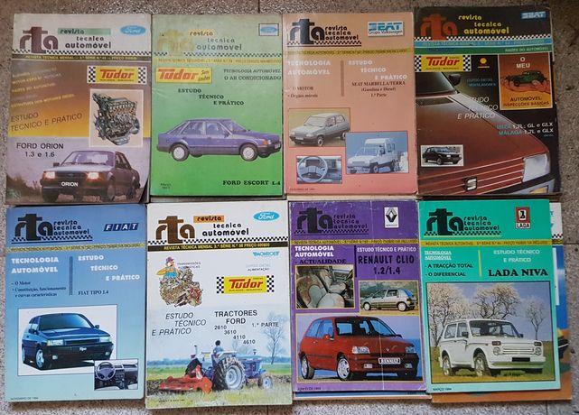 Revistas Tecnicas Automóvel