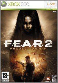 F.E.A.R. 2 Project Origin UŻYWANA X360
