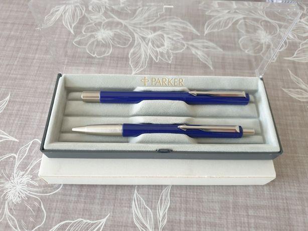 Parker zestaw pióro wieczne + długopis Vector